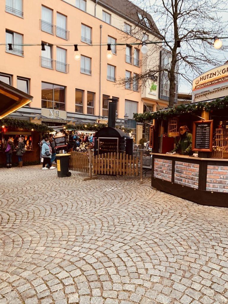 Zwickau Weihnachtsmarkt